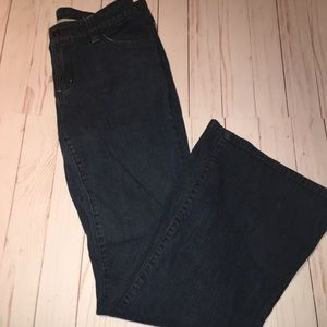 To The Max Bootcut Dark Wash Jeans